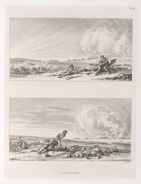 1. et 2. Bataille de Sédymann.