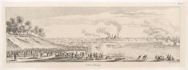 Combat d'Aboù-qyr.
