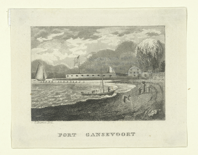 Fort Gansevoort.