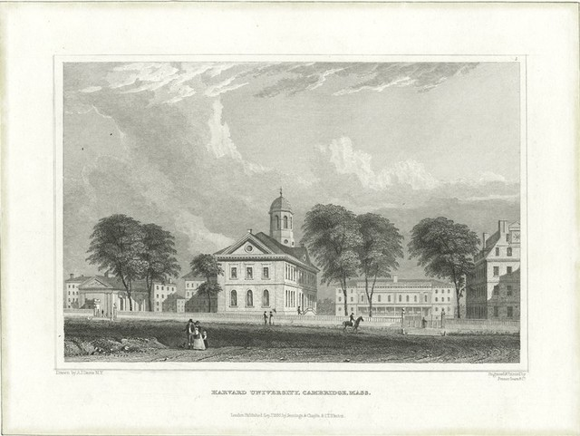 Harvard University, Cambridge, Mass.