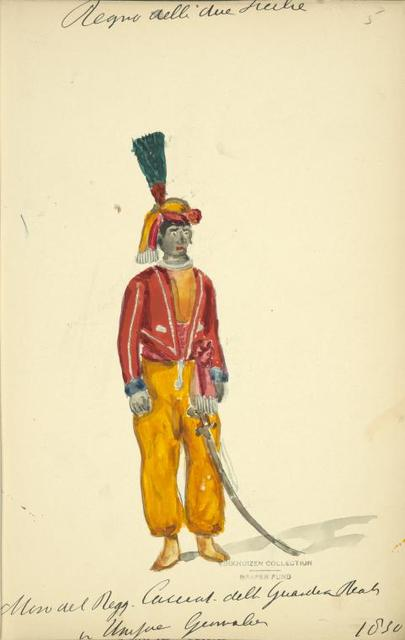 Italy. Kingdom of the Two Sicilies, 1830 [part 3].