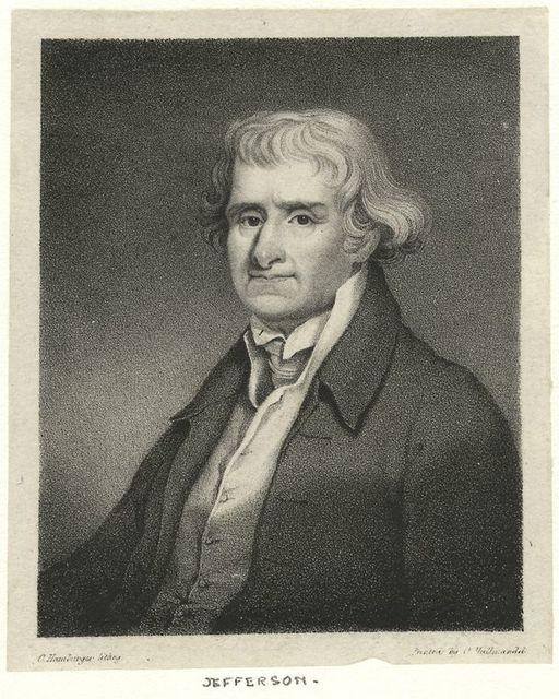[Thomas Jefferson.]