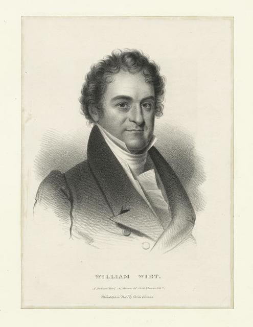 William Wirt.