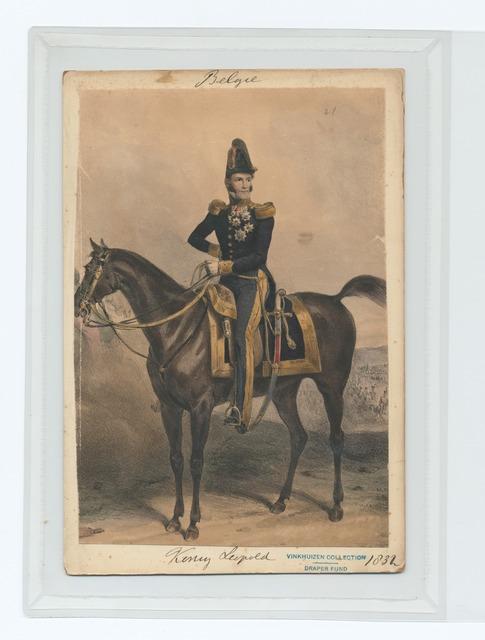 Koning Leopold.