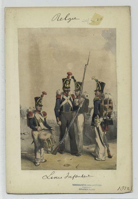 Linie Infanterie.
