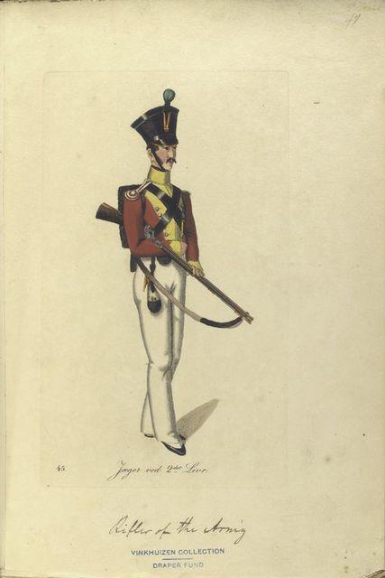 Denmark, 1835 : Armee og marine.
