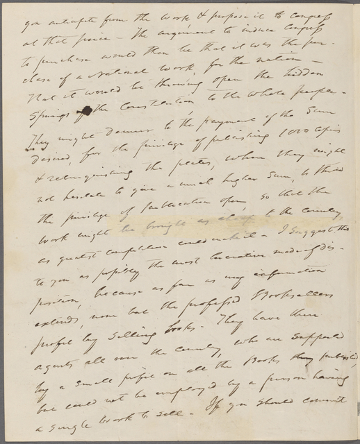 Letter from F.P. Blair to John C. Payne