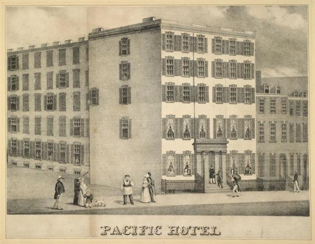 Pacific Hotel.
