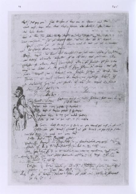 Woyzeck F4-1, p. 14