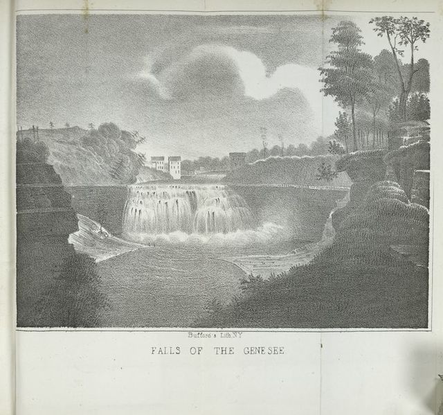 Falls of the Genesee.