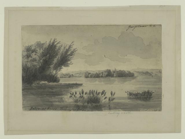 Potomac River. Washington City. Sept. 39.