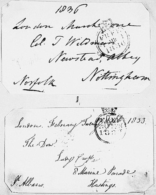 Chapman, Edward. ANS to [1840?] Mar. 25