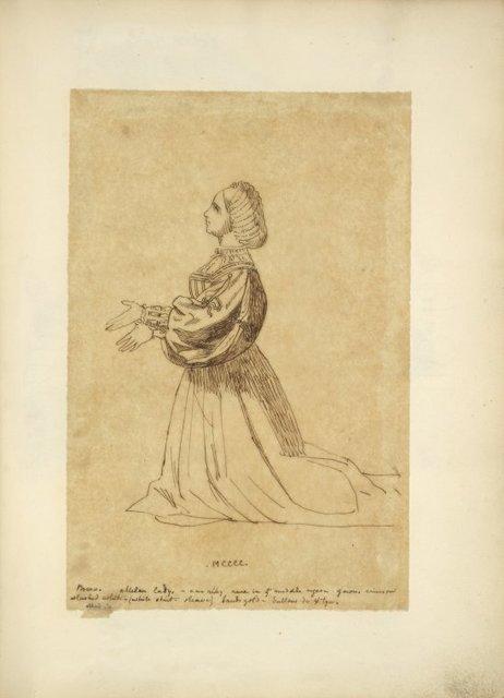 [Woman kneeling,] MCCC.