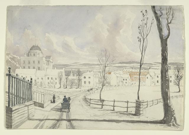 Montpelier, Vermont, 1841.