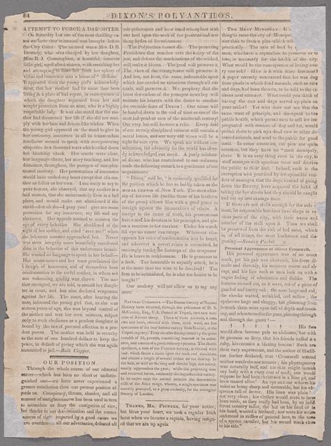 New York Polyanthos Volume 5