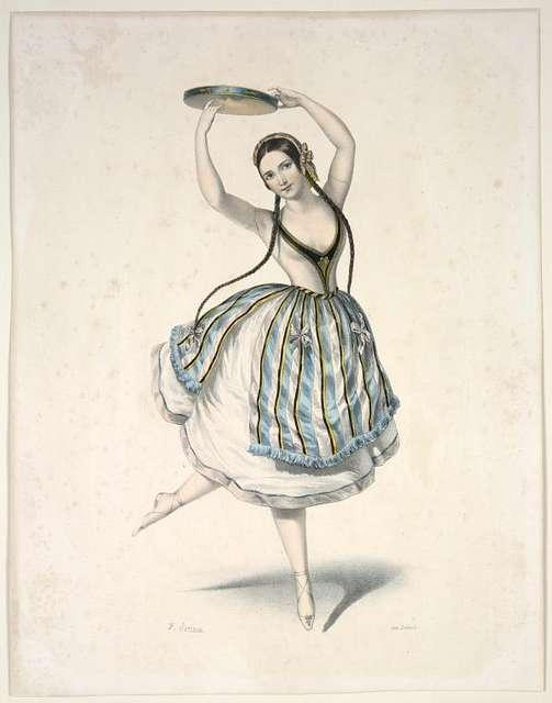 Fanny Cerrito.