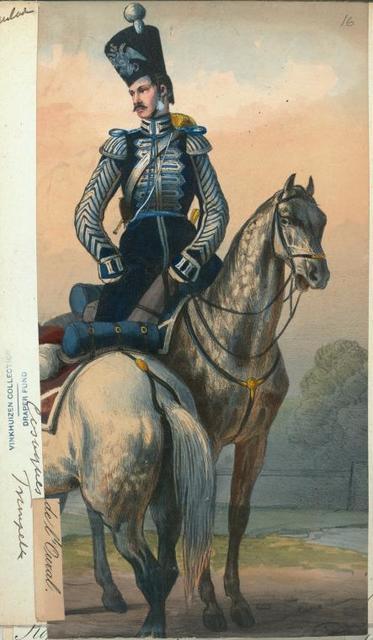 Russia, 1843.
