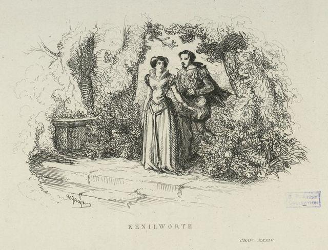 Kenilworth : Chap. XXXIV.