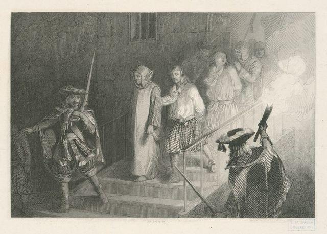 [Les quatre gentilhommes bretons : conspiration de Cellamare.]