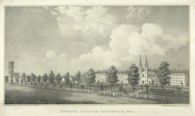 Bowdoin College Brunswick, Me.