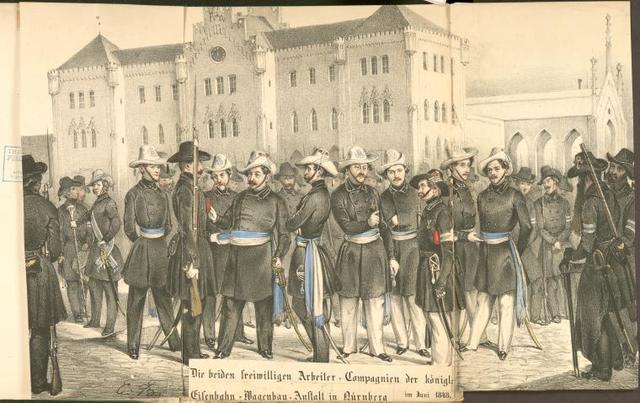 Germany, Bavaria, 1845-50.