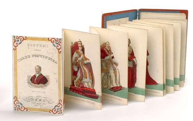 Costumi della corte pontificia