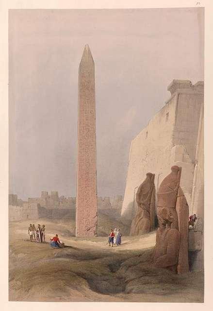 Luxor. Dec. 1st, 1838.