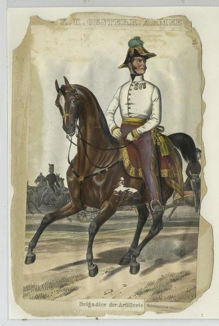 Brigadier der Artillerie