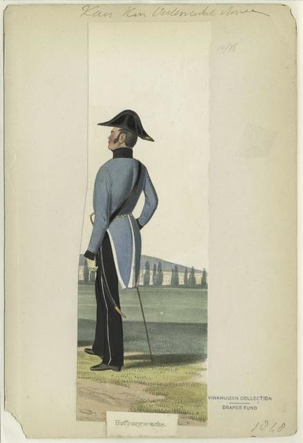 K.K. Oestere. Armée, Hofburgwache