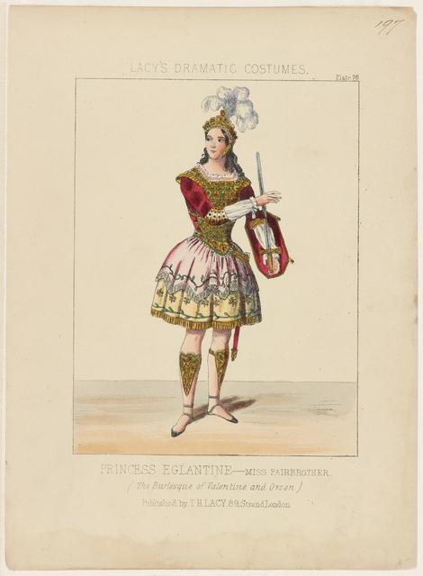 Princess Eglantine.