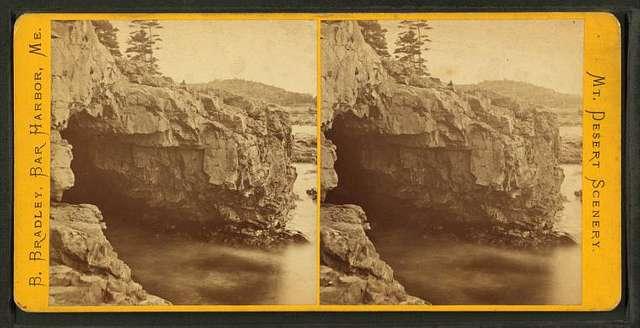 Anemone Cave.
