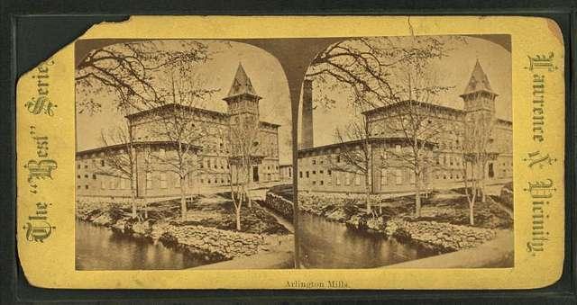 Arlington mills.