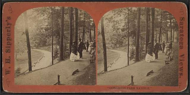 Congress Park Ramble'.
