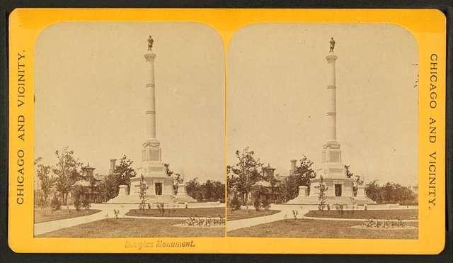 Douglas monument.