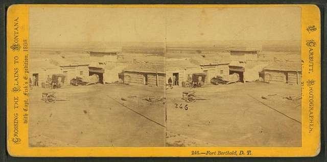Fort Berthold, D.T.
