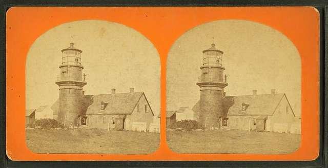 Gay Head lighthouse.