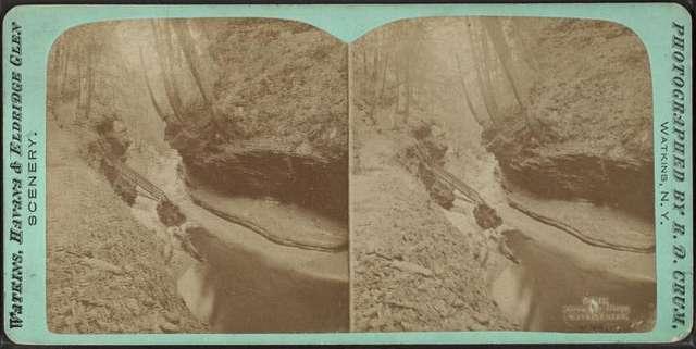 Grandeur gorge, Watkins Glen.