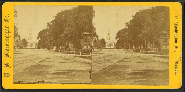 Harvard College, Cambridge, Mass.