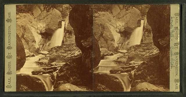 Lower falls--Bish Bash.