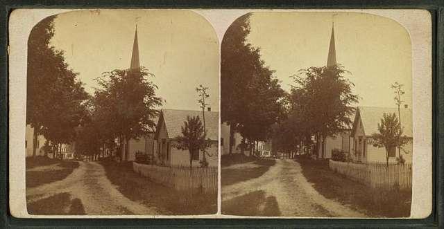Main Street, Meridith, N.H.