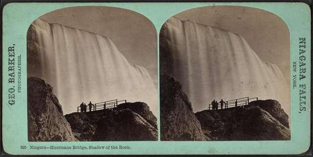 Niagara, Hurricane Bridge, Shadow of the Rock.