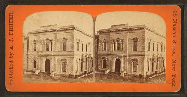 Peabody Institute.  Baltimore.