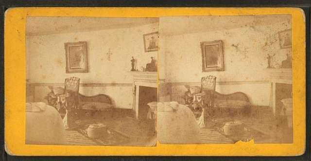 Room of Gen. La Fayette.