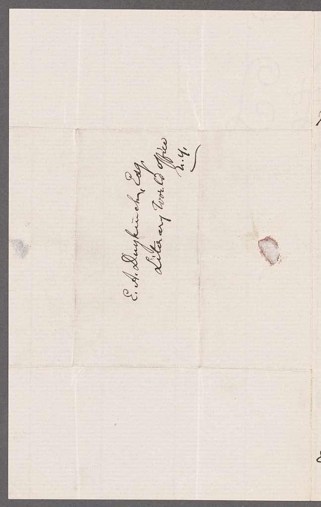 Spencer, Jesse Ames (1816-1898)