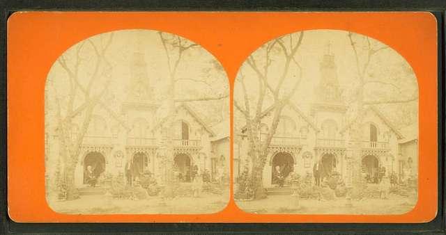 Spinney's cottage.