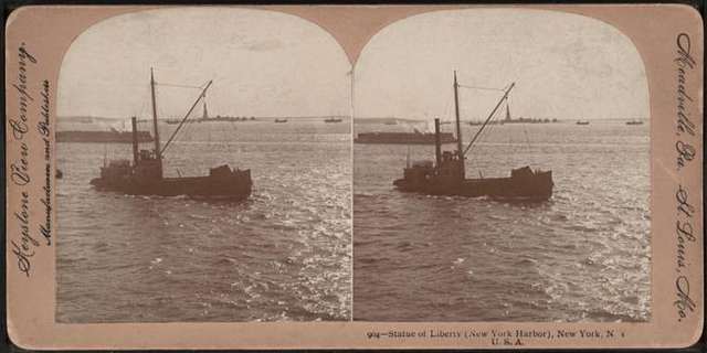 Statue of Liberty (New York Harbor), New York, N.Y., U.S.A.