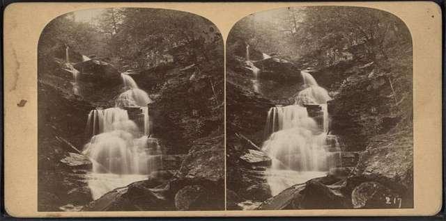 The Cascades, Haines' Falls.