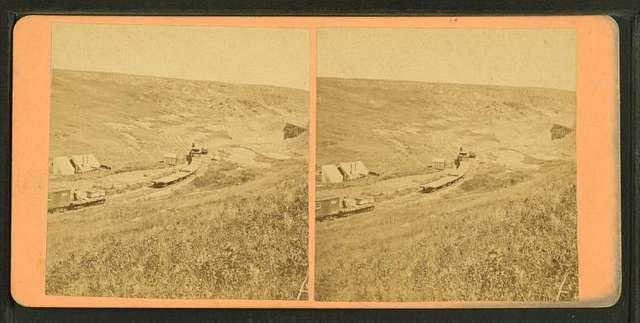 The old Z near Wahsatch.