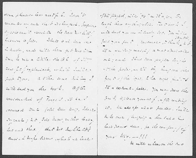 Boyle, Miss Mary  ALS to 1850 Sept. 16