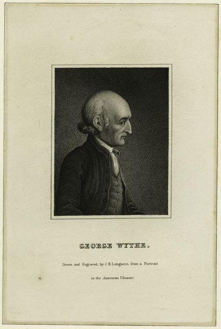 George Wythe.